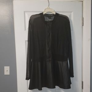 Tops - Sheer Pendulum shirt